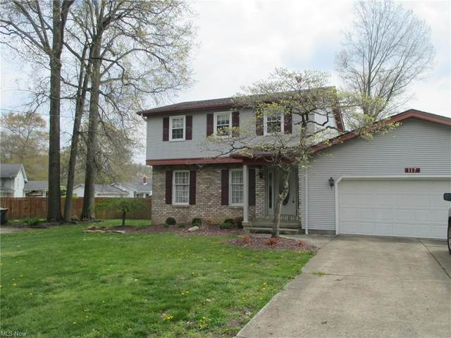 117 Robinwood Drive, New Middletown, OH 44442 (MLS #4273478) :: The Holden Agency