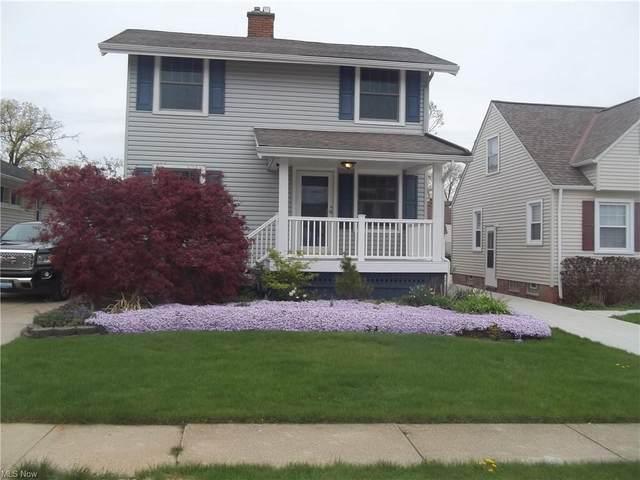 2830 Brookdale Avenue, Parma, OH 44134 (MLS #4273511) :: Keller Williams Legacy Group Realty