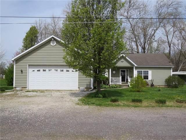 244 N Mill Street, Waynesburg, OH 44688 (MLS #4273517) :: The Art of Real Estate