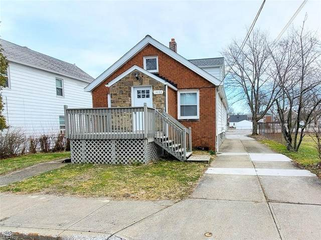 1403 Francis Court, South Euclid, OH 44121 (MLS #4273561) :: Tammy Grogan and Associates at Keller Williams Chervenic Realty