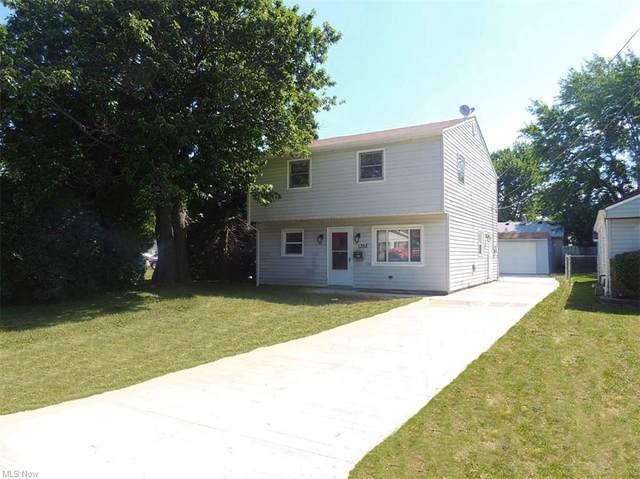 1355 E 346th Street, Eastlake, OH 44095 (MLS #4273575) :: The Crockett Team, Howard Hanna