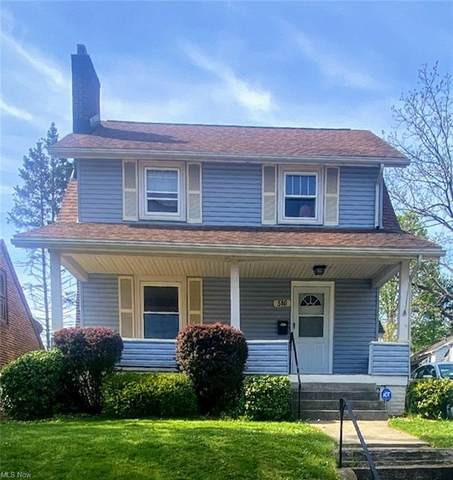 510 16th Street NE, Canton, OH 44714 (MLS #4273709) :: Select Properties Realty