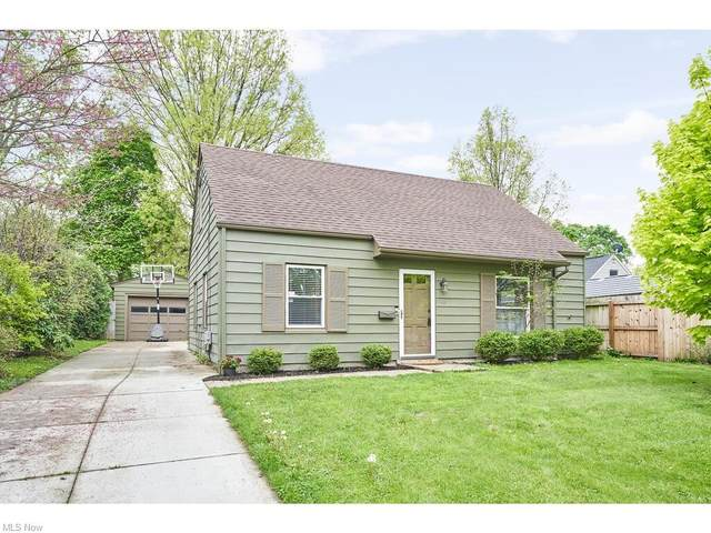 416 Morrison Avenue, Cuyahoga Falls, OH 44221 (MLS #4273720) :: RE/MAX Edge Realty
