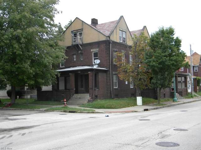 205 Shorb Avenue NW, Canton, OH 44703 (MLS #4273747) :: The Crockett Team, Howard Hanna
