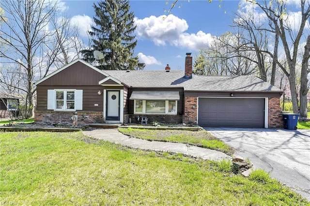5678 Ridgebury Boulevard, Lyndhurst, OH 44124 (MLS #4273772) :: TG Real Estate