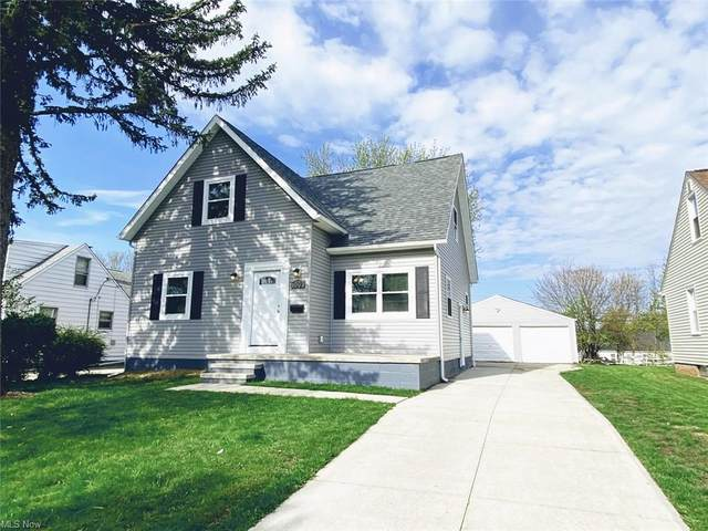 109 Tudor Avenue, Bedford, OH 44146 (MLS #4273857) :: RE/MAX Trends Realty