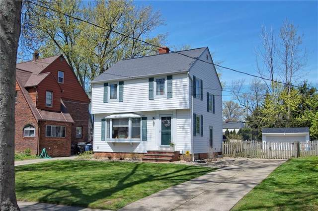 5215 Mayview Road, Lyndhurst, OH 44124 (MLS #4273881) :: The Holly Ritchie Team