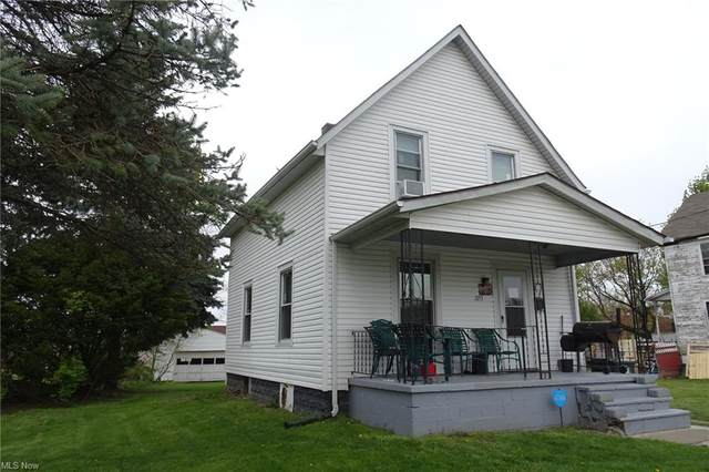 1153 Spring Avenue NE, Canton, OH 44704 (MLS #4273885) :: Select Properties Realty