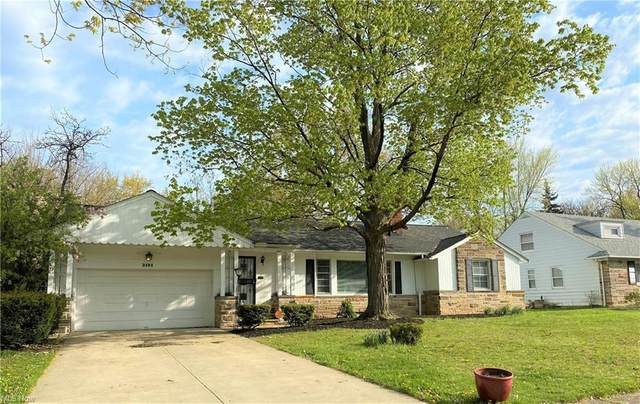 3101 Eastwick Drive, Cleveland Heights, OH 44118 (MLS #4274008) :: RE/MAX Edge Realty