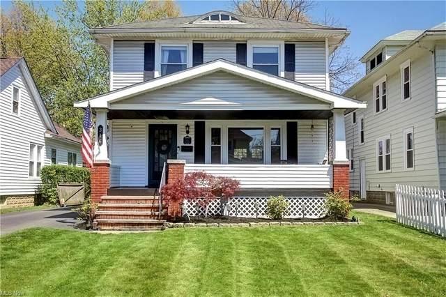 316 Harvard Avenue, Elyria, OH 44035 (MLS #4274091) :: Keller Williams Legacy Group Realty