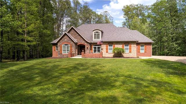 380 Linden Street, Ravenna, OH 44266 (MLS #4274142) :: The Holly Ritchie Team