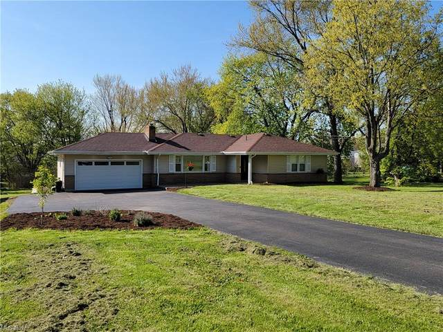 1420 Niles Cortland Road, Niles, OH 44446 (MLS #4274211) :: The Kaszyca Team
