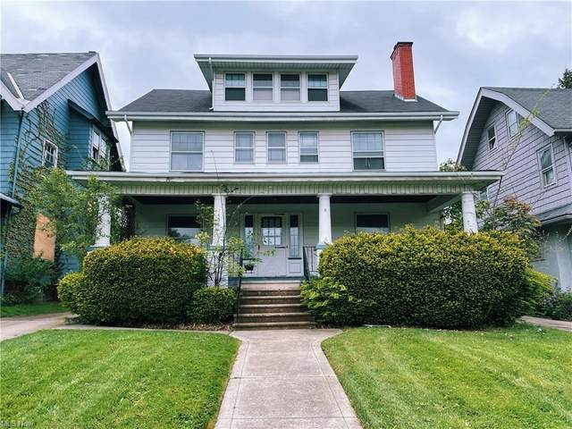 1458 Belle Avenue, Lakewood, OH 44107 (MLS #4274262) :: The Art of Real Estate