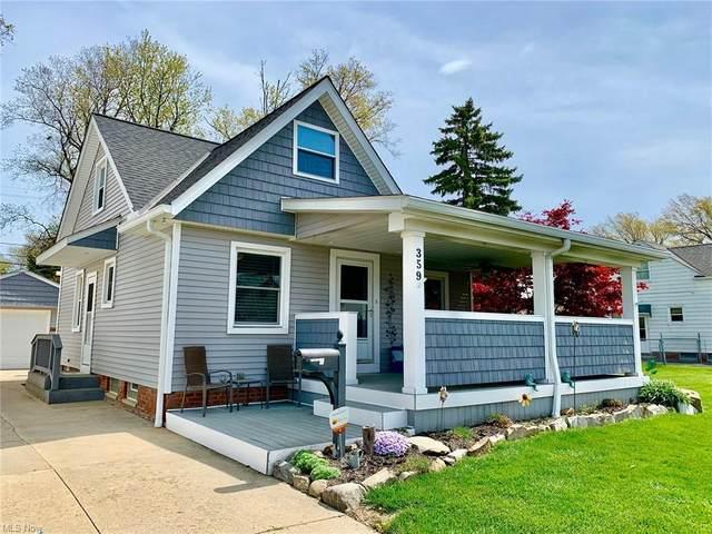 359 E 330 Street, Willowick, OH 44095 (MLS #4274289) :: Tammy Grogan and Associates at Keller Williams Chervenic Realty