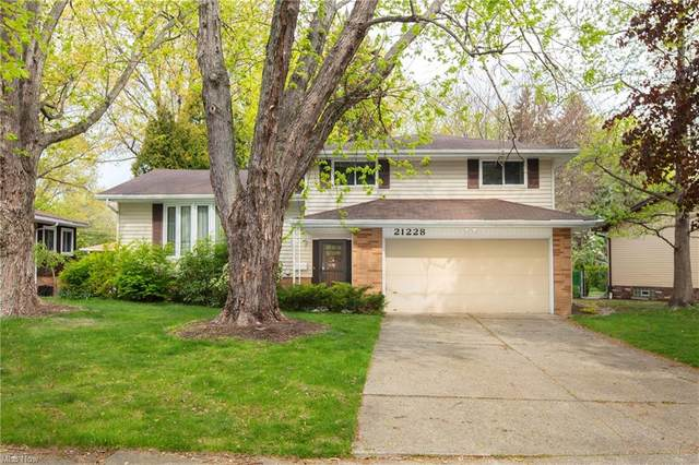 21228 Nottingham Drive, Fairview Park, OH 44126 (MLS #4274290) :: Select Properties Realty