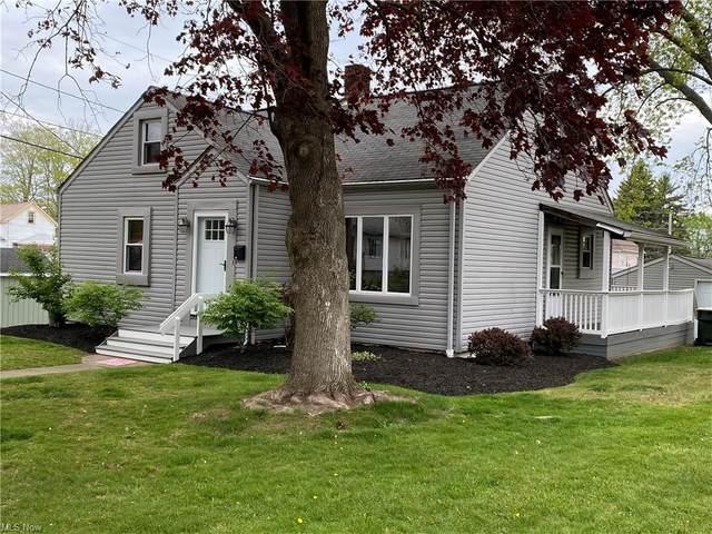 22 Howard Street, Columbiana, OH 44408 (MLS #4274302) :: TG Real Estate