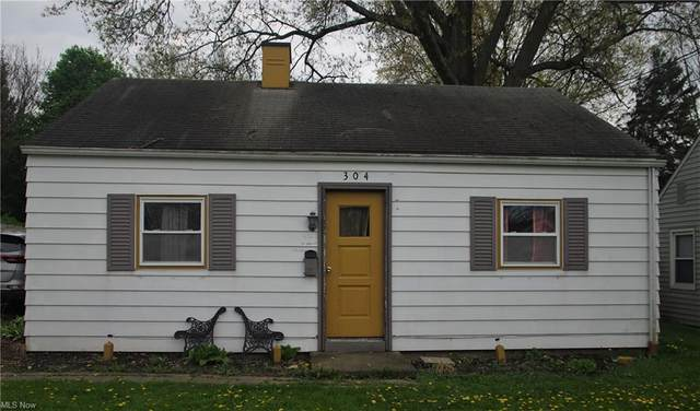 304 E Cassell Avenue, Barberton, OH 44203 (MLS #4274358) :: Select Properties Realty