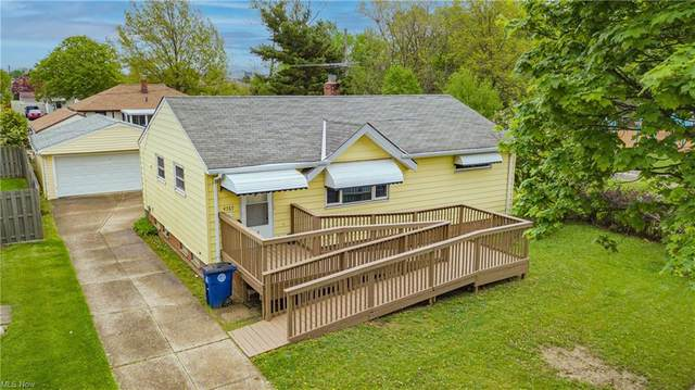 4767 Brookhigh Drive, Cleveland, OH 44144 (MLS #4274377) :: RE/MAX Edge Realty