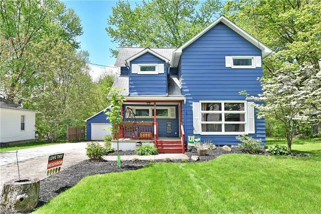222 Edwards Avenue, Canfield, OH 44406 (MLS #4274392) :: The Tracy Jones Team