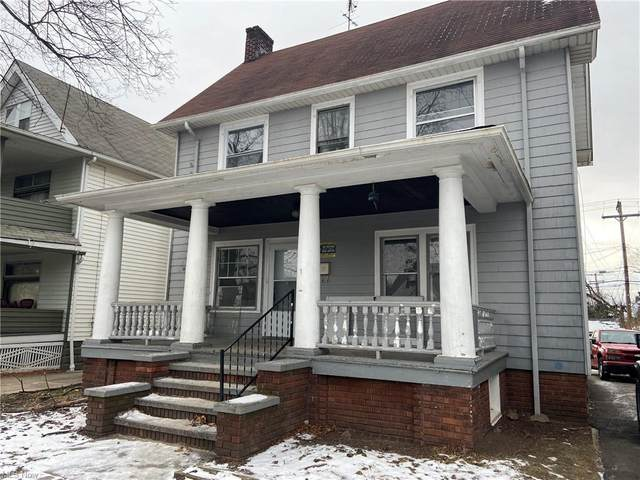 8204 Garfield Boulevard, Garfield Heights, OH 44125 (MLS #4274451) :: RE/MAX Edge Realty