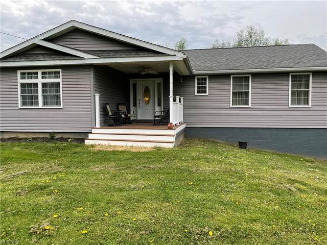 1021 Township Line Road, Wellsville, OH 43968 (MLS #4274482) :: Select Properties Realty