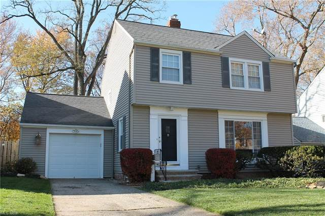 1448 Grenleigh Road, Lyndhurst, OH 44124 (MLS #4274529) :: The Crockett Team, Howard Hanna