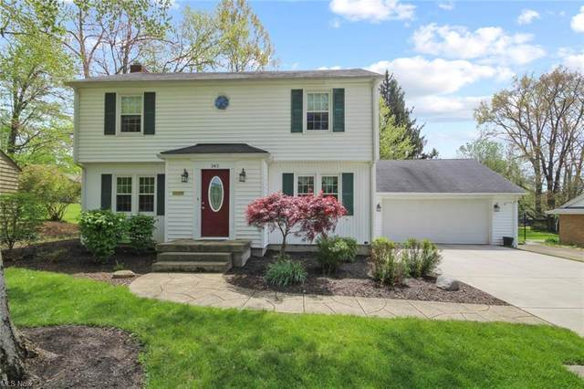 242 Edna Street, Poland, OH 44514 (MLS #4274622) :: Select Properties Realty