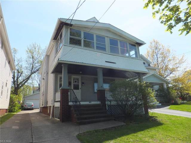 4623 Ardmore Avenue, Cleveland, OH 44144 (MLS #4274662) :: Keller Williams Legacy Group Realty