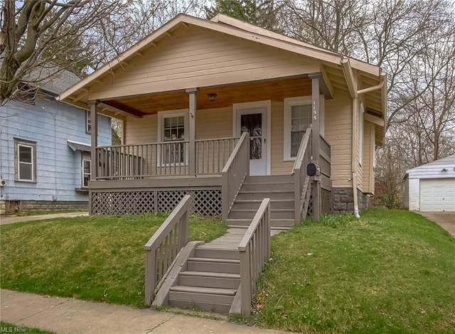 1155 Collinwood Avenue, Akron, OH 44310 (MLS #4274674) :: Select Properties Realty