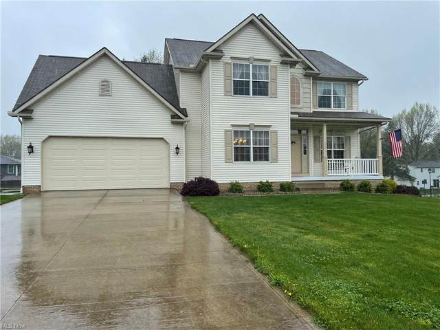 570 Catawba Drive, Wadsworth, OH 44281 (MLS #4274695) :: The Jess Nader Team | RE/MAX Pathway
