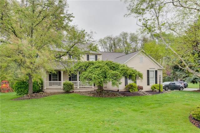 3597 Stratavon Drive NW, North Canton, OH 44720 (MLS #4274801) :: RE/MAX Edge Realty