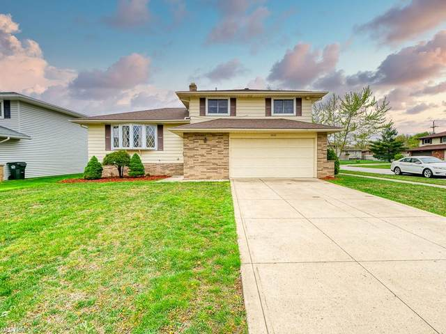2223 Camelot Drive, Parma, OH 44134 (MLS #4274805) :: TG Real Estate