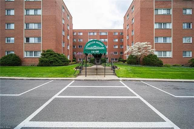 16100 Van Aken Boulevard #502, Shaker Heights, OH 44120 (MLS #4274820) :: Keller Williams Legacy Group Realty