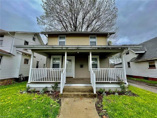 2010 Fremont Place SW, Canton, OH 44706 (MLS #4274841) :: The Kaszyca Team