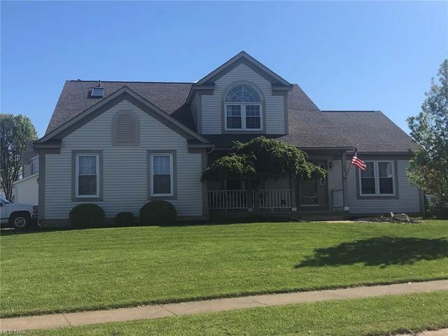 397 Thurston Street NW, Canal Fulton, OH 44614 (MLS #4274945) :: RE/MAX Edge Realty