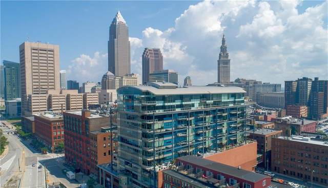 701 W Lakeside Avenue #502, Cleveland, OH 44113 (MLS #4274952) :: Tammy Grogan and Associates at Keller Williams Chervenic Realty