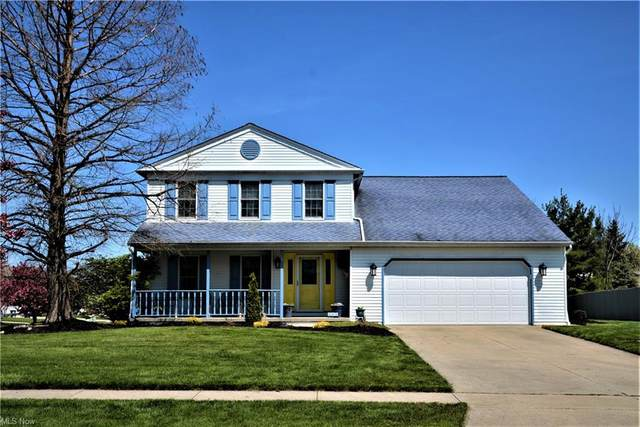 515 Foxborough Drive, Brunswick, OH 44212 (MLS #4274969) :: RE/MAX Edge Realty