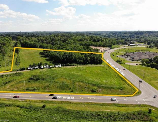 Northpointe-19.8 Acres Drive, Zanesville, OH 43701 (MLS #4274974) :: The Tracy Jones Team