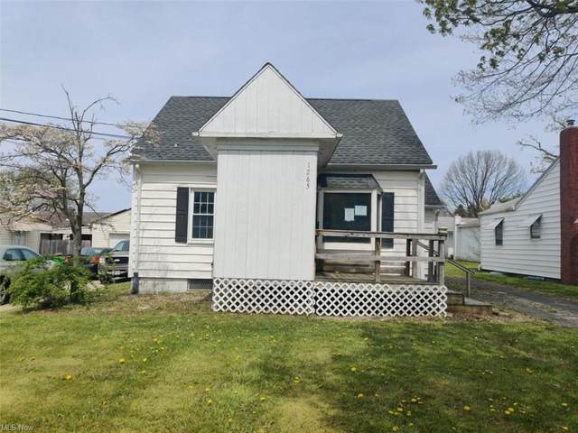 1265 Noble Street, Barberton, OH 44203 (MLS #4274994) :: RE/MAX Edge Realty