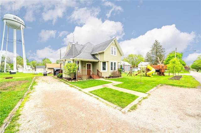 31 Depot Street, Wakeman, OH 44889 (MLS #4275022) :: RE/MAX Edge Realty