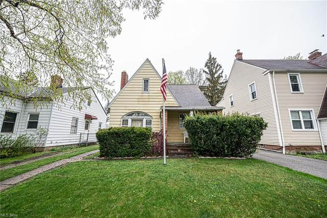 4348 Prasse Road, South Euclid, OH 44121 (MLS #4275027) :: Select Properties Realty