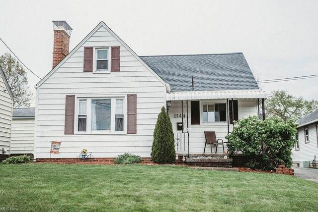 2144 Main Avenue W, Massillon, OH 44647 (MLS #4275077) :: Tammy Grogan and Associates at Cutler Real Estate