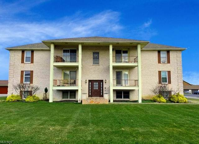 7357 Eisenhower Drive #3, Youngstown, OH 44512 (MLS #4275091) :: Keller Williams Legacy Group Realty
