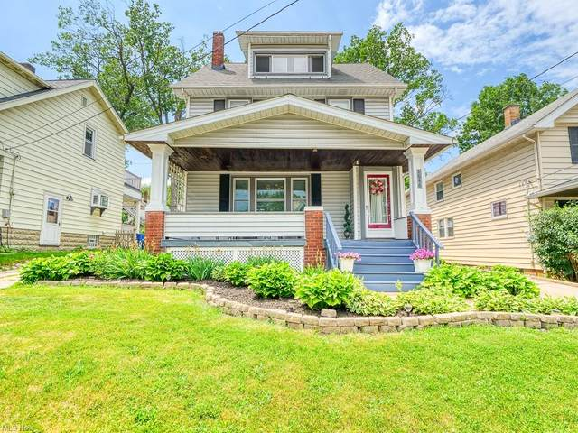 1646 Wyandotte Avenue, Lakewood, OH 44107 (MLS #4275109) :: The Holden Agency