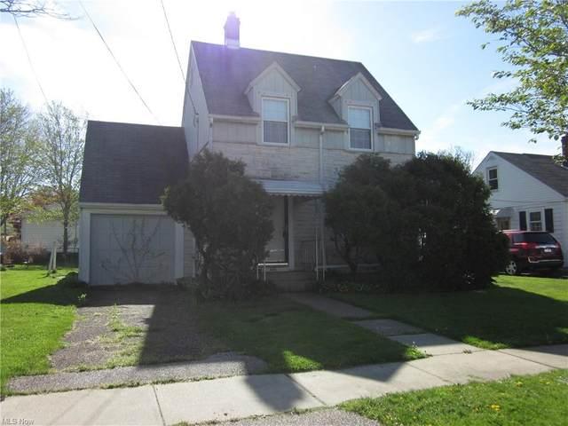 445 Myrtle Street, Ravenna, OH 44266 (MLS #4275133) :: Select Properties Realty