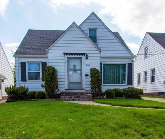 5376 Turney Road, Garfield Heights, OH 44125 (MLS #4275190) :: RE/MAX Edge Realty