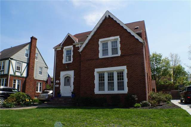 3494 Shannon Road, Cleveland Heights, OH 44118 (MLS #4275300) :: RE/MAX Edge Realty