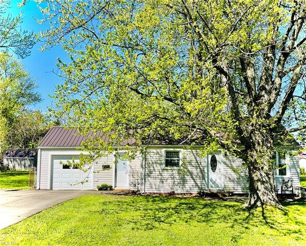551 Parry Avenue, Mansfield, OH 44905 (MLS #4275318) :: RE/MAX Edge Realty