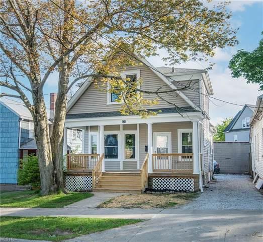 121 E Crain Avenue, Kent, OH 44240 (MLS #4275359) :: RE/MAX Edge Realty