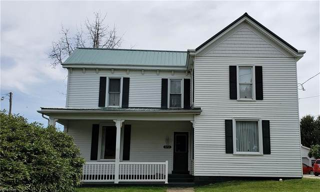 372 East Street, Mount Pleasant, OH 43939 (MLS #4275361) :: The Crockett Team, Howard Hanna